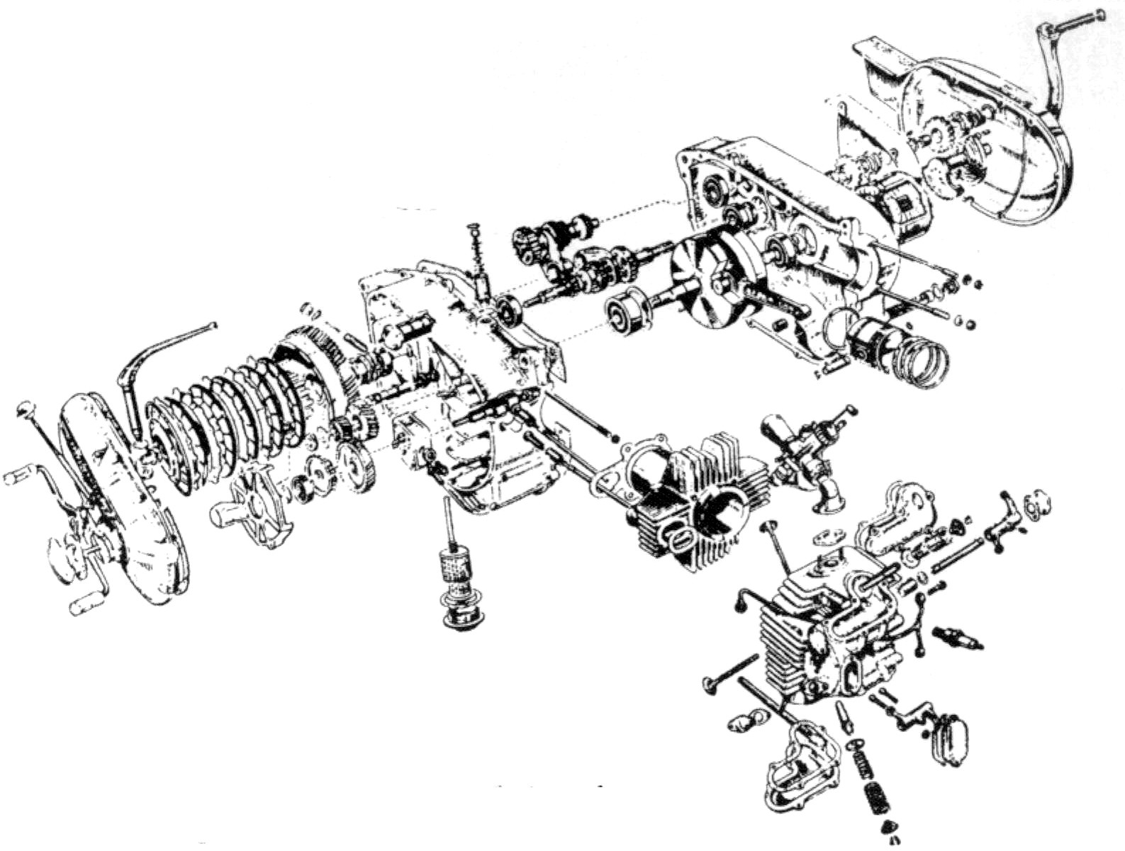 Amazing exploded view of car parts photos electrical circuit