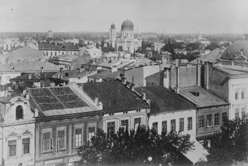 Brăila, Romania, around 1900