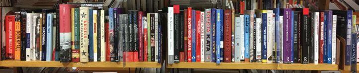 Bookstore Shelf