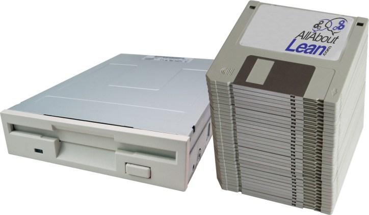 Floppy Drive and Discs