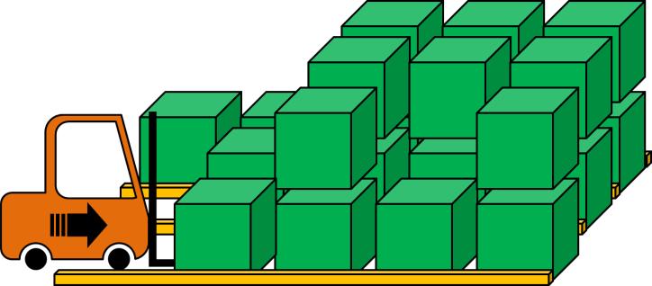 Forklift Sliding Rack
