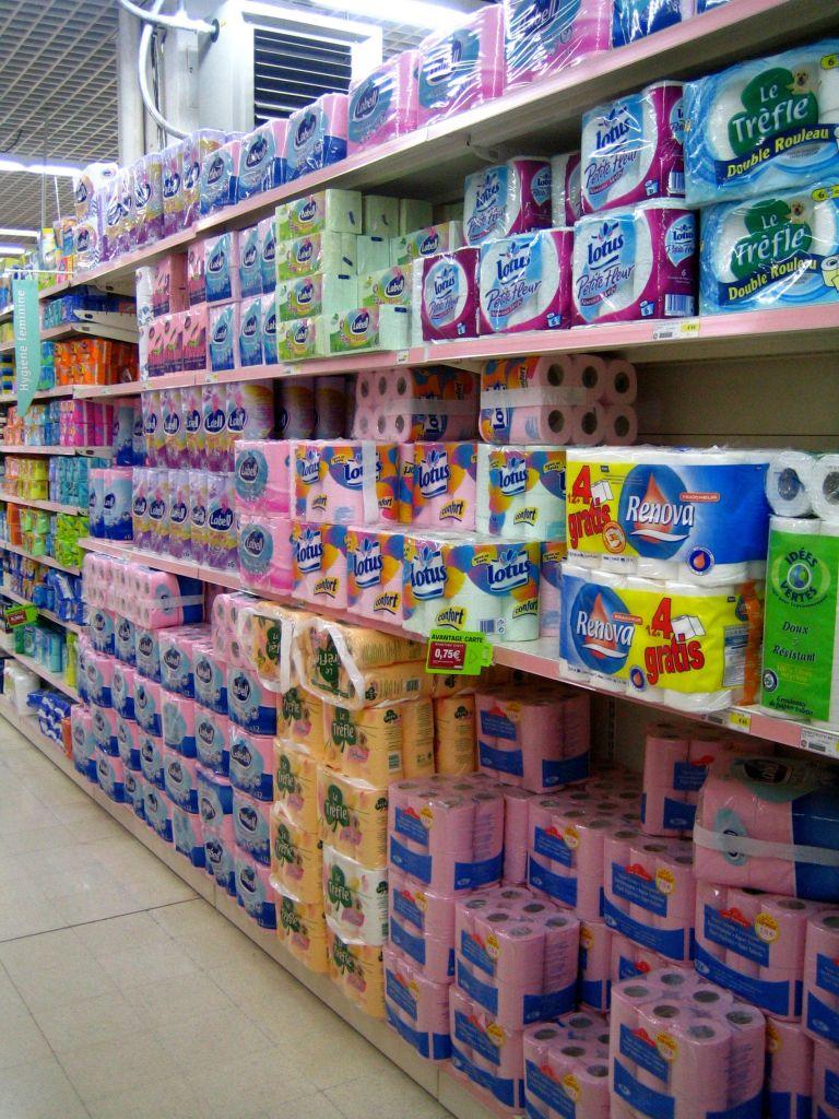 Toilet Paper Store