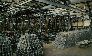 Ford Piston Shop 1917