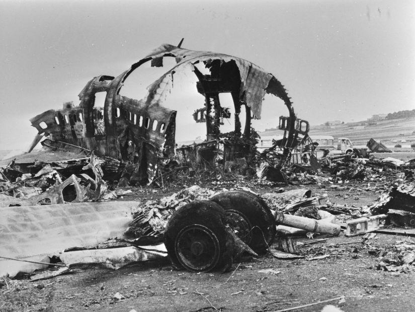 Tenerife Airport Crash