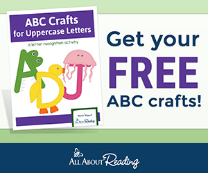 ABC Crafts for Uppercase Letters-300x250