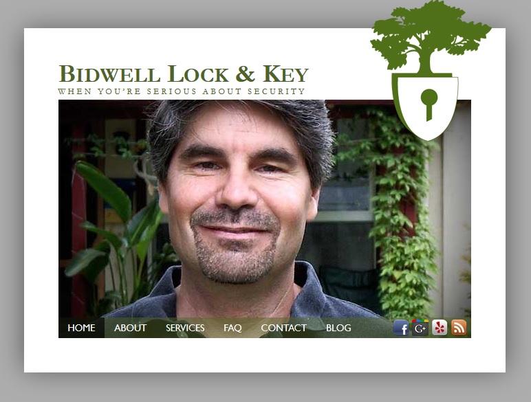Bidwell Lock and Key