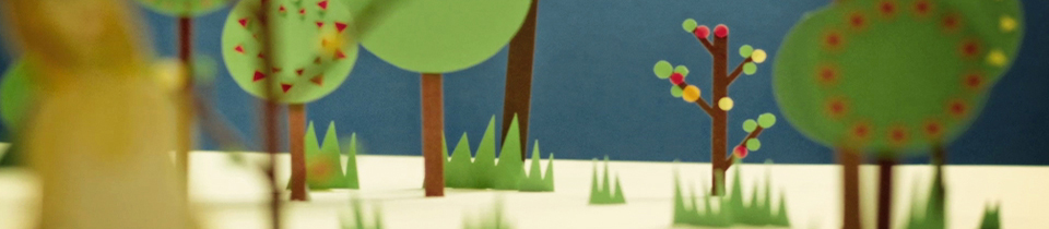 Big Green Idea. A Paper Animation by MaricorMaricar.