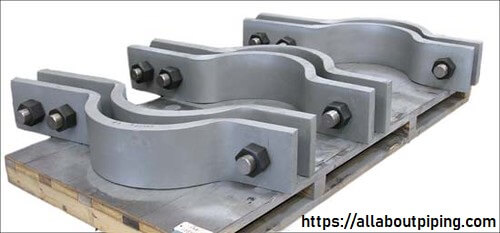 Piping Clamp Support