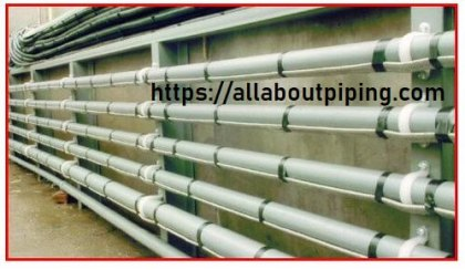 What is heat tracing in piping