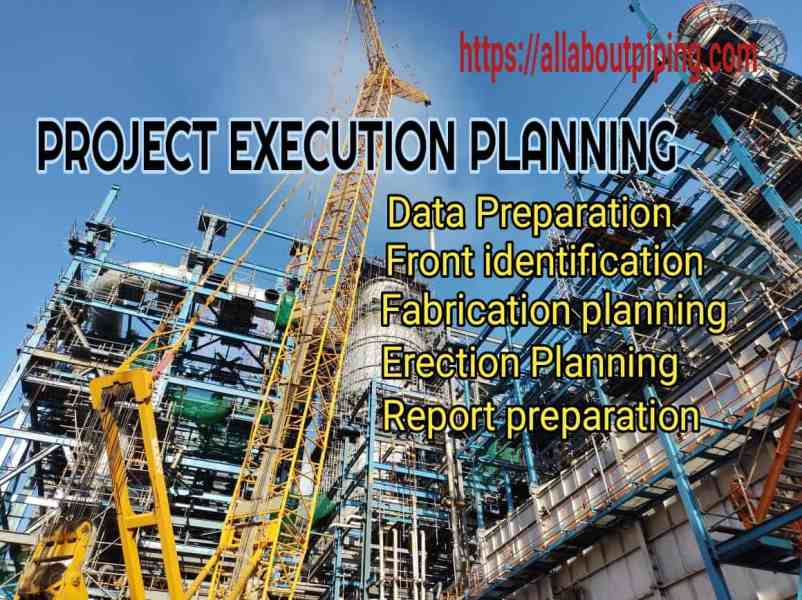 Basics of Piping Project Execution Plan: A short Briefing