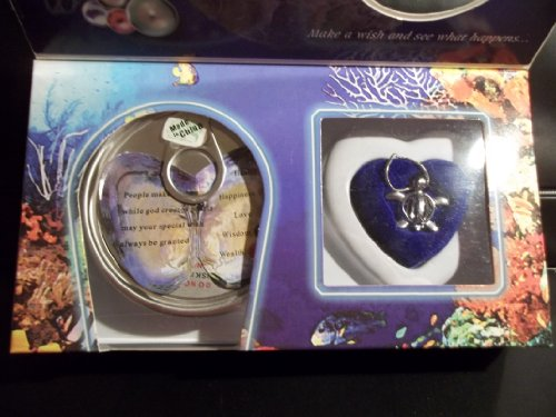 Love Wish Pearl Kit With Turtle Pendant All About Scoliosis