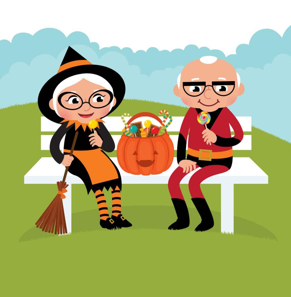 Fun Halloween Ideas For Seniors