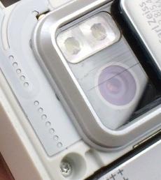 Camera glass design problem