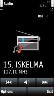 Nokia 5800 Radio