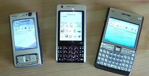 N95, P1i and E61i