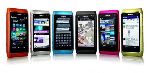 Symbian Anna on N8