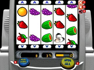 Frutakia easy mode screenshot