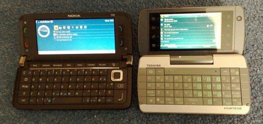 E90 vs Toshiba G910