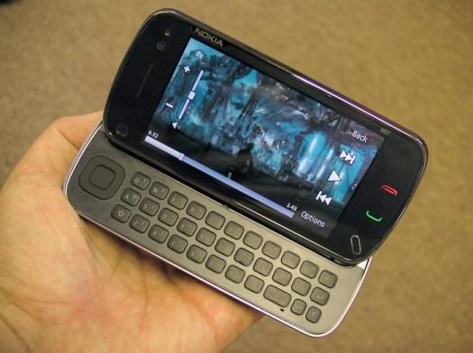 Video playback on N97