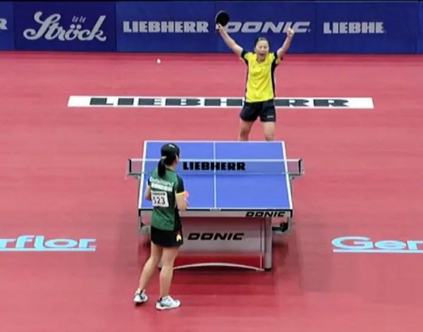 European Table Tennis Championships 2013 - Womens Singles ...