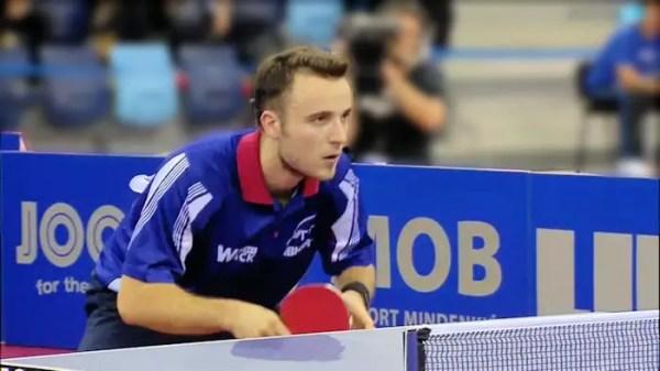 European Championships 2016 - Mens Singles Table Tennis ...