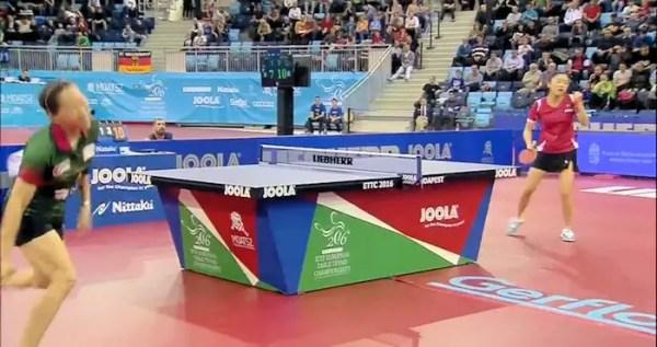 European Table Tennis Championships 2016 - Womens Singles ...