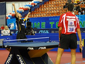 European Championships 2008 - Table Tennis - Mens Singles ...