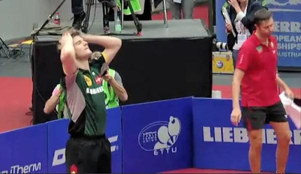 European Championships 2013 - Mens Singles Table Tennis ...