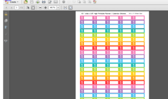 FAQ – Printable Stickers