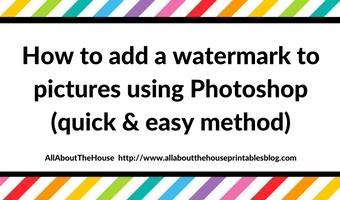 how to add watermark using viewnx 2