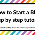 How to start a blog (step by step tutorial)