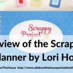 Review of the Scrappy Planner by Lori Holt (and comparison with the Quilter's Planner 2017)