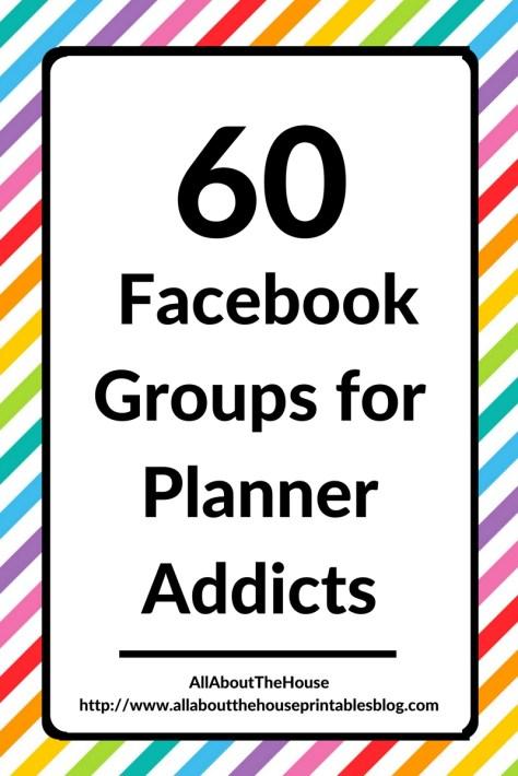 facebook groups for planner addicts erin condren plum paper filofax kikki k inspiration direcoration buy sell swap rak
