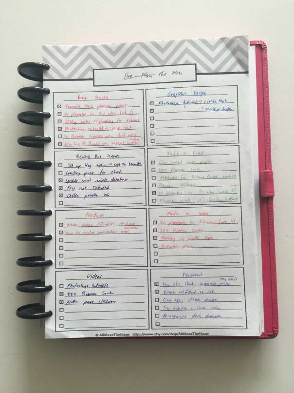free printable weekly planner editable task list to do how to plan your week increase productivity family planner mom-min