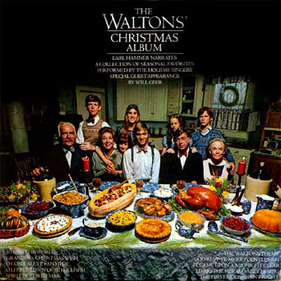 The Waltons Merchandising Music Albums