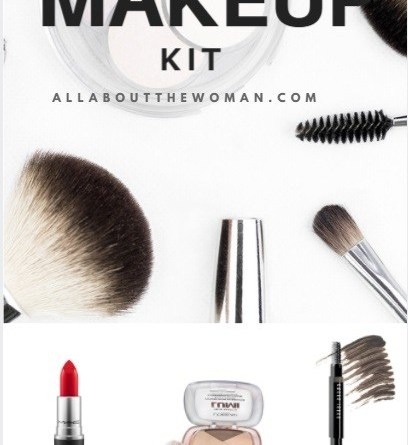 What Every Beginner Needs To Have in Their Makeup Kit