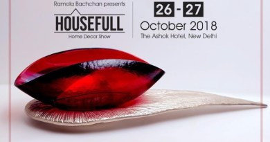Housefull The luxury home décor exhibition by Ramola Bachchan
