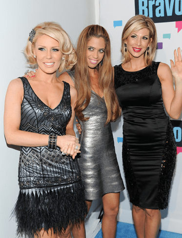 Gretchen Rossi Believes Lydia Mclaughlin Has Been Very Judgmental Towards Her The Real