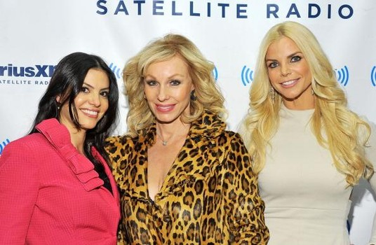 """The Real Housewives Of Miami"" Visit SiriusXM"