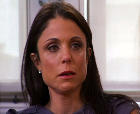 bethenny crying