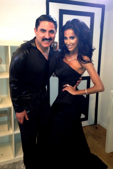 reza and lilly