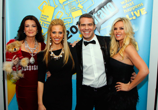 bravo housewives new years