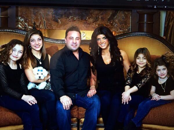 teresa family portrait