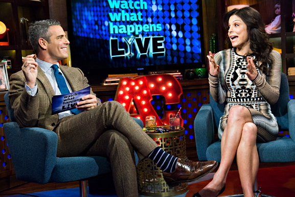 andy cohen and bethenny