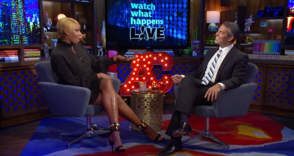 nene and andy cohen