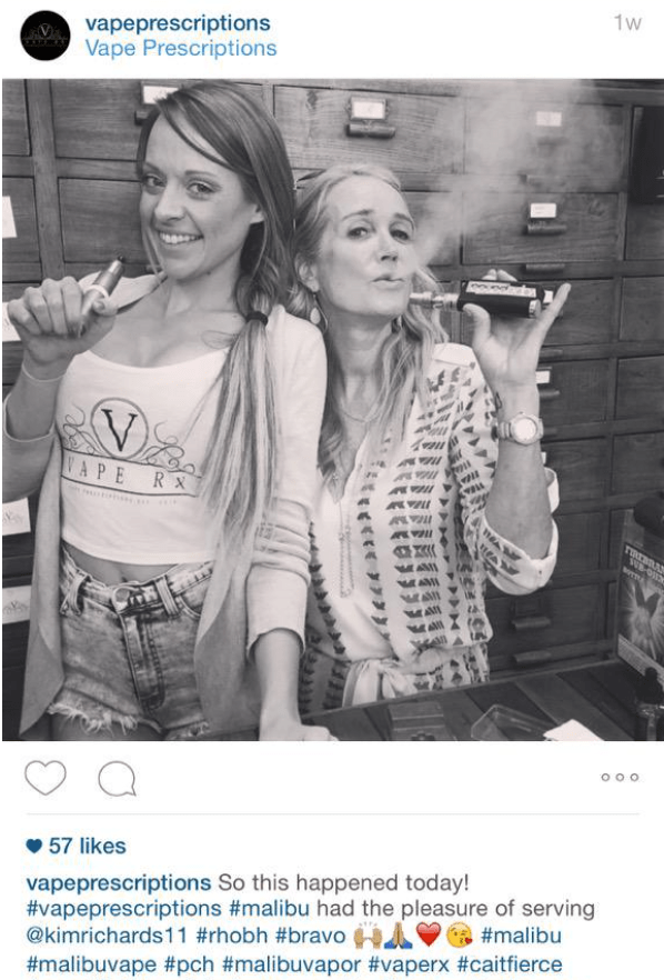 did kim richards go to sober living treatment instead of rehab the
