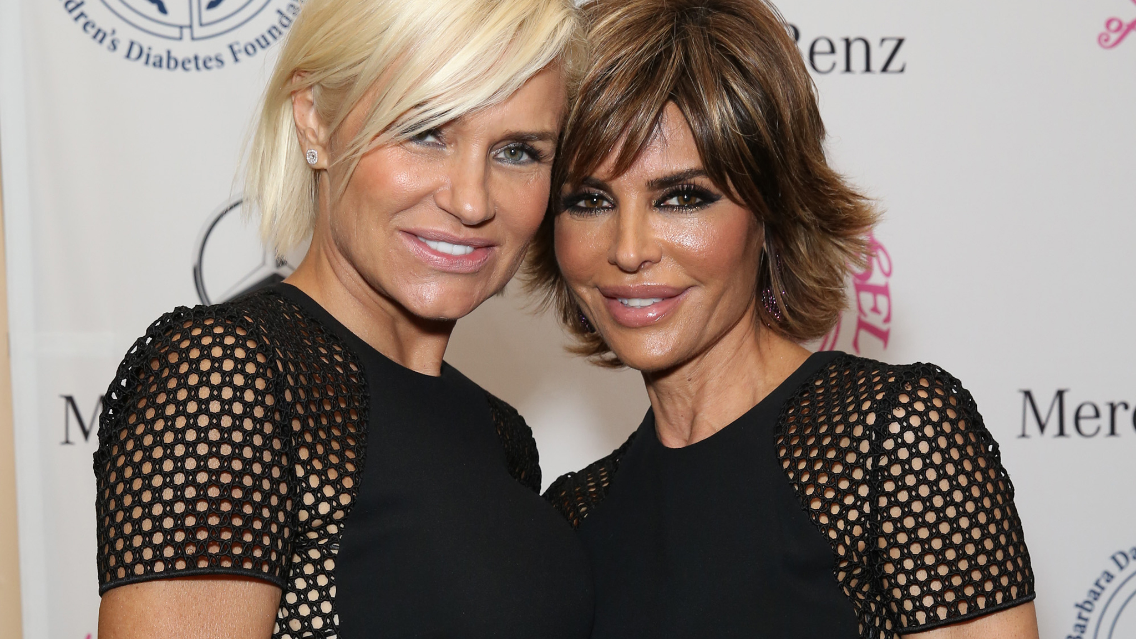 Lisa Rinna Says She Sensed Something Wrong With Yolanda