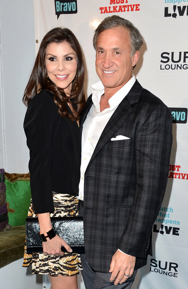 Heather Dubrow Has Olive Tree Flown In For New House  Plus Husband Terry Dubrow Traveling The