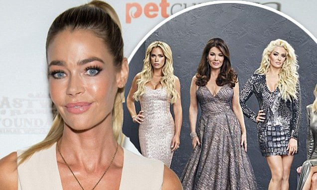 Denise Richards joins 'The Real Housewives of Beverly Hills'