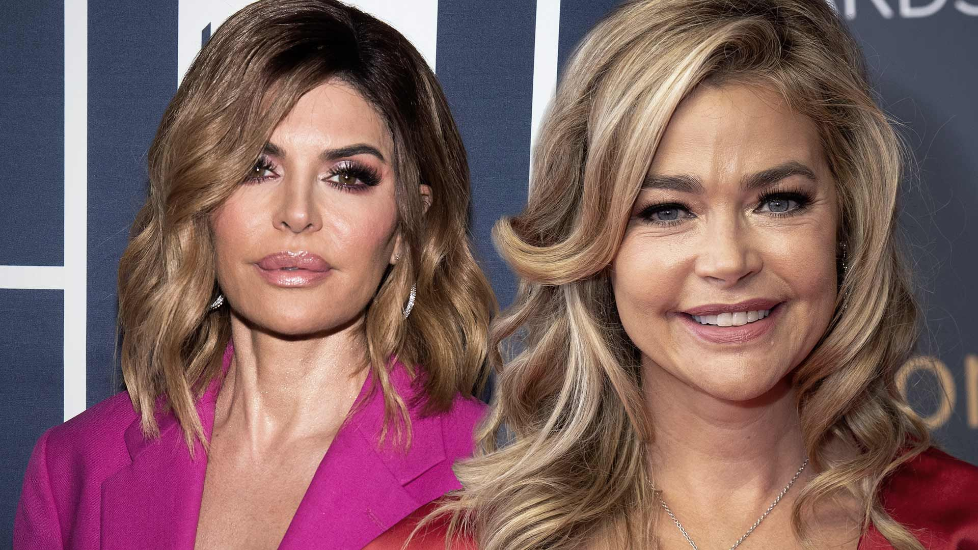 RHOBH: Lisa Rinna publicly calls out Denise Richards for skipping filming
